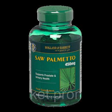 Со Пальметто - Saw Palmetto (200 шт)