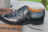 Кожанные туфли мужские K Shoes, 29 см, 44 размер. Код: 118.