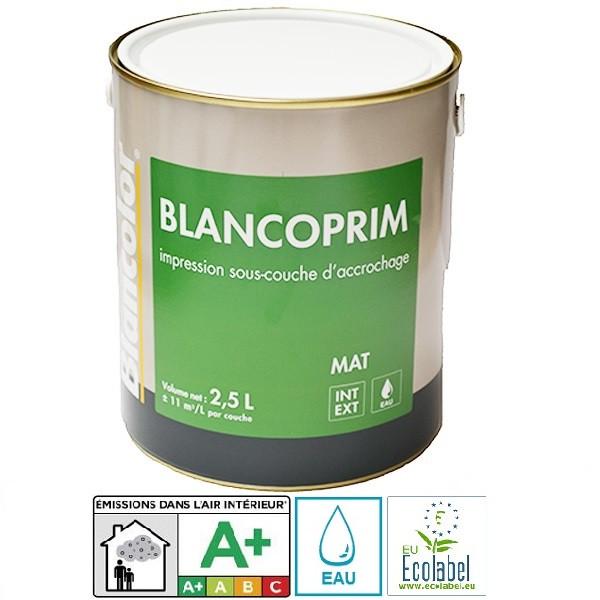 Грунтовка белого цвета BLANCOPRIM. Blancolour