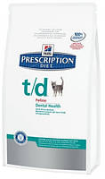 Лечебный корм для кошек Hills Prescription Diet Feline t/d