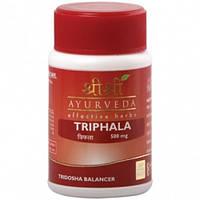 Для кожи Трипхала, Шри Шри Аюрведа / Triphala, Sri Sri Ayurveda / 60 tab