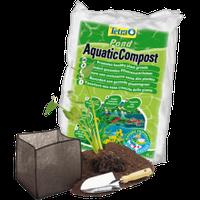 Грунт для всех видов прудовых растений TetraPond Aquatic Compost-8л