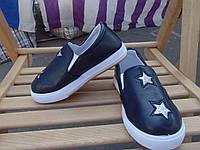 Детские туфли - кроссовки для девочек, 27-30 р., фото 1