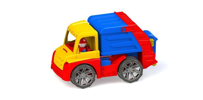 Машинка игрушечная Мусоровоз М4 Орион (300)