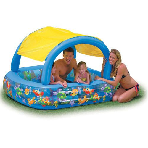 Надувной бассейн Intex 56471