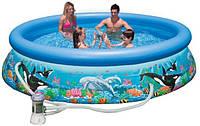 Надувной бассейн Intex 366х76 см (54906)
