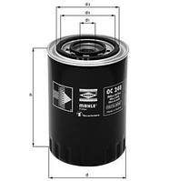 Масляный фильтр Mahle Filter на Citroen Jumpy