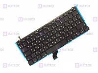 """Оригинальная клавиатура для Apple Macbook pro Retina 13.3"""" A1502 black, ru, подсветка"""