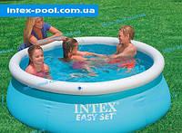 Intex 28101(54402) Надувной семейный бассейн Easy Set (183х51)
