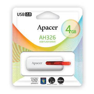 Apacer AH326 4GB White, фото 2
