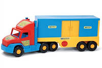 Игрушечная машинка Фургон серии Super Truck Wader (36510)