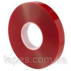 Двусторонний скотч (клейкая лента) Scapa AS11T0 на акриловой основе повышенной прочности, 6мм х 16,5м