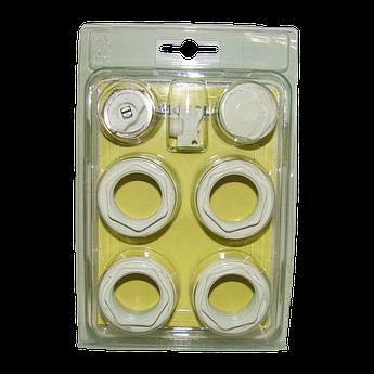 Универсальный комплект для радиатора 3 4 дюйма RM
