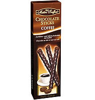 Конфеты Maitre Truffout Chocolate Sticks Coffee, 75 г