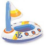 Детская надувная игрушка Intex  (9 видов) 15х20 см (58590), фото 3