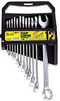 Набор ключей комбинированных Alloid 6-22 мм 12 предметов (НК-2005-12М)