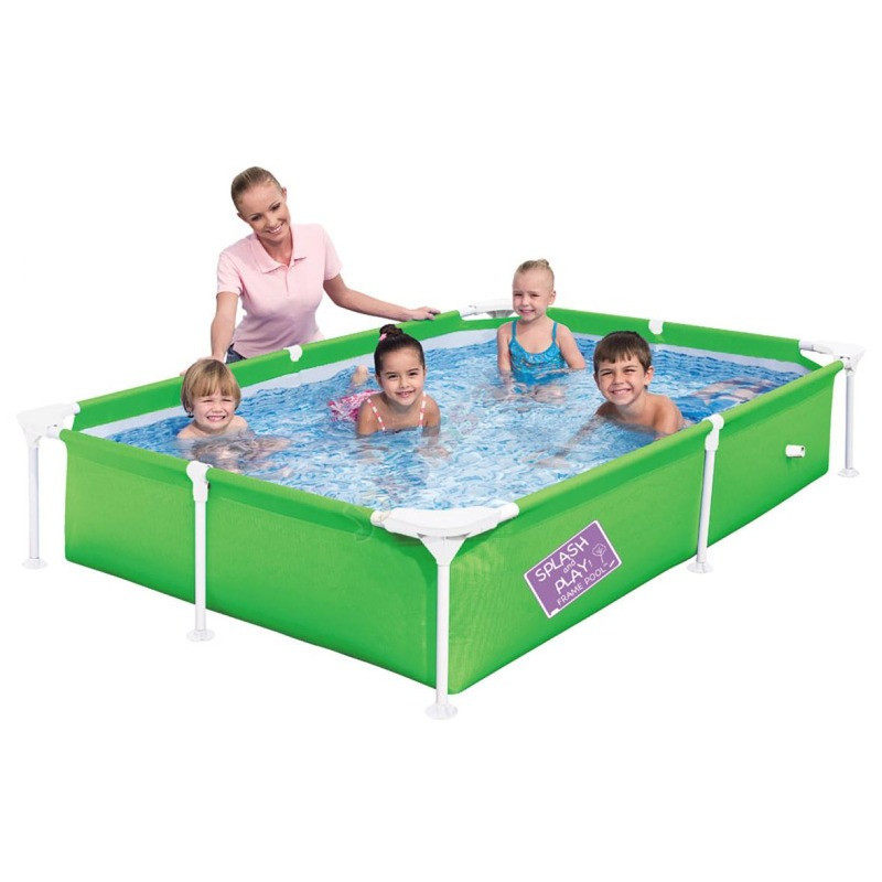 Каркасный бассейн BestWay  221х150х43 см (56219)