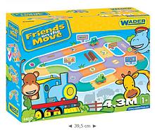 """Ігровий набір """"Траса для малюків"""" 54010 Wader"""