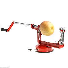 Машинка для очищення і нарізання яблук Core Slice Peel FC-XX