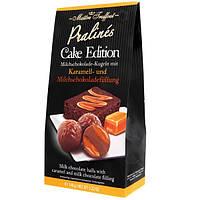 Конфеты Maitre Truffout Pralines Karamell Cake Edition, 148 г