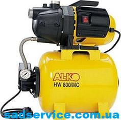 Запчасти для насосной станции AL-KO HW 800 INOX, HW 800/MC, HW 801