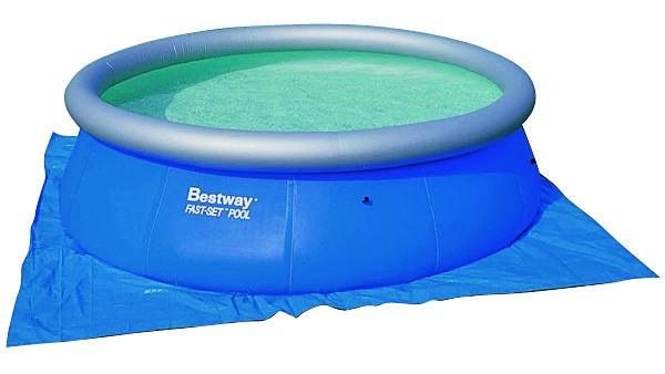 Подстилка под бассейн Bestway 58001 (335х335 см)