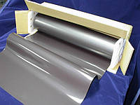 Изотропный магнитный лист с КЛЕЕВЫМ СЛОЕМ. Размер: 30.5m*620mm*0.4mm