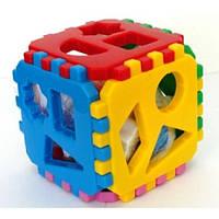Сортер Куб Умный малыш (0458)