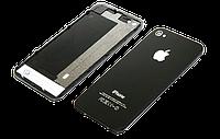 Задняя крышка для Apple iPhone 4, 4G черная