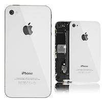 Задняя крышка для Apple iPhone 4, 4G белая