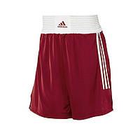 Боксерские шорты Adidas BoxClassic красные