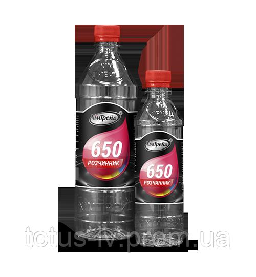 Растворитель Р-650 ХимТрейд б/п