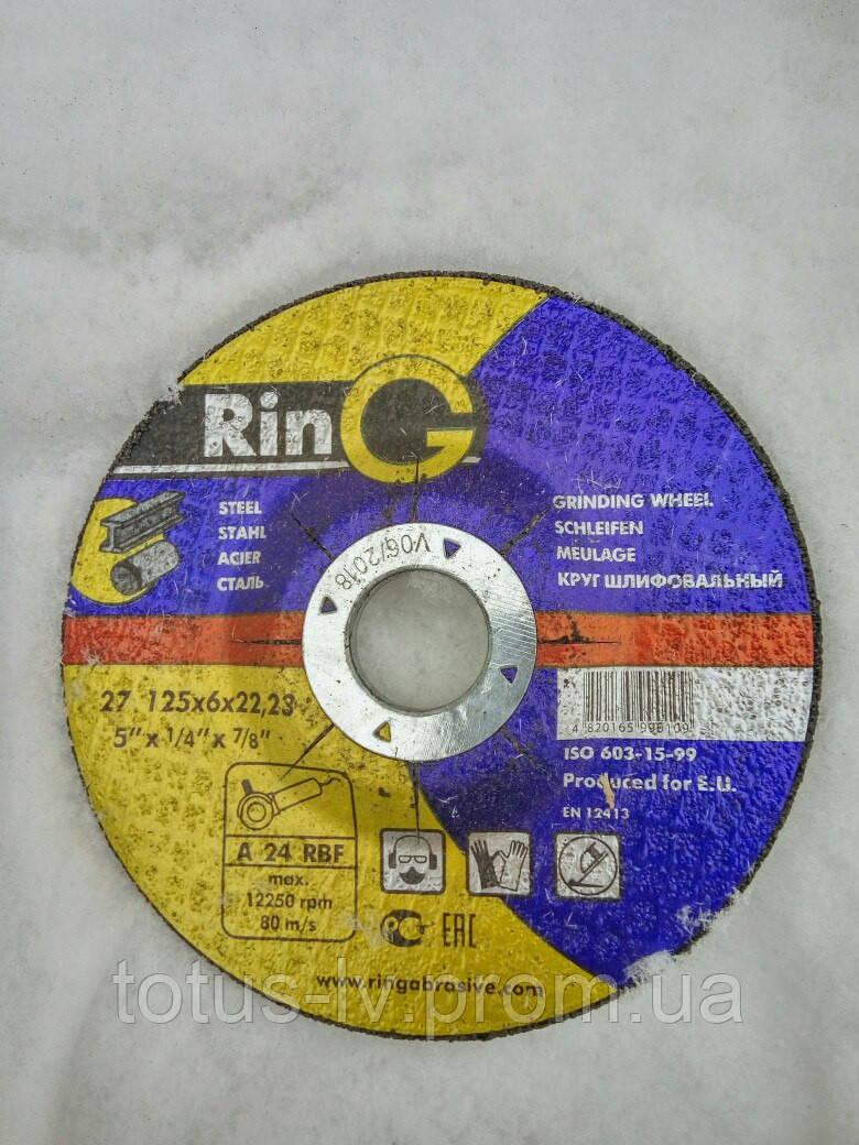 Круг зачистной Ring