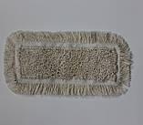 Моп хлопковый 50 см. с карманами универсальный, фото 3