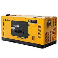 Дизельная электростанция ENERGY POWER EP 12STA на 8,5 кВт. 220 V