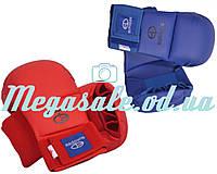 Перчатки для карате детские Europaw 1317, 2 цвета: размеры S, M