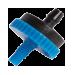 Резьбовые точечные капельницы HE-050-T