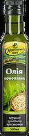 Конопляное масло холодного отжима Херсонські олії, 500мл