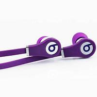 Навушники Dr. Dre Tour Violet (фіолетові), роз'єм 3,5 мм