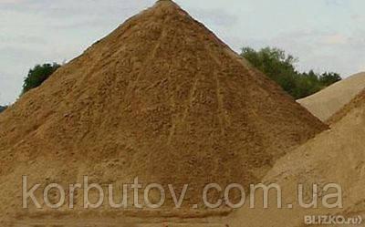 Песок в мешках овражный 30л продажа Киев