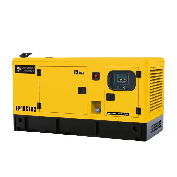 Дизельная электростанция ENERGY POWER EP 19STA3 на 15,0 кВт. 220/380 V