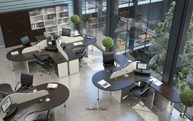 Мебель для офиса под заказ