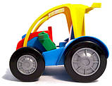 Іграшкова машинка авто баггі c причепом (39227) Wader, фото 3