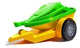 Іграшкова машинка авто баггі c причепом (39227) Wader, фото 4