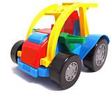 Іграшкова машинка авто баггі c причепом (39227) Wader, фото 6