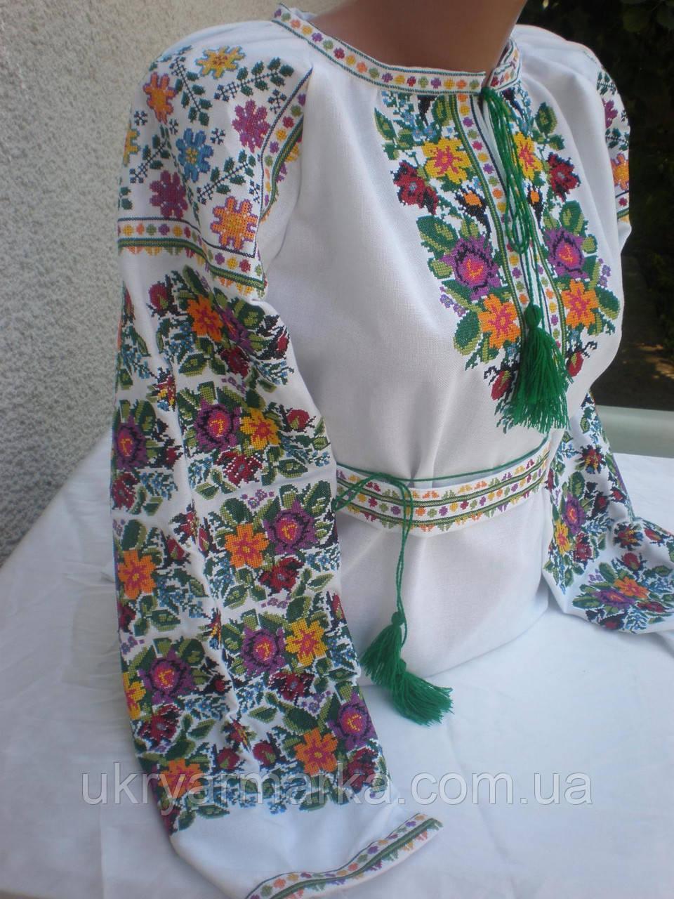 ... Жіноча вишиванка