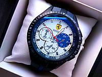 Часы мужские Ferrari спортивные