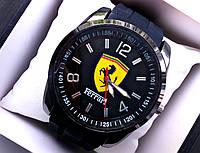 Часы Ferrari на каучуковом ремешке