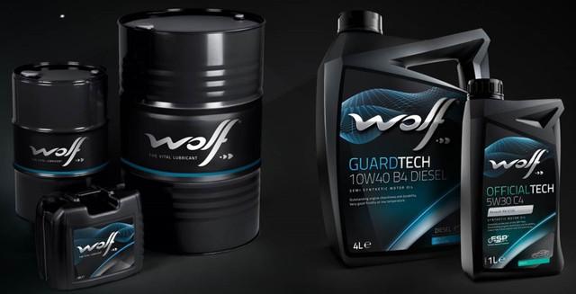 Wolf - моторные масла