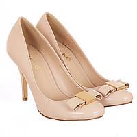 Туфли Miss KG лаковые цвета пудры